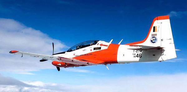 Бразильские ВВС запускают первый модернизированный тренажер Tucano
