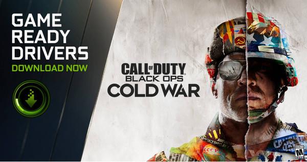 Game Ready драйвер для Call of Duty: Black Ops Cold War