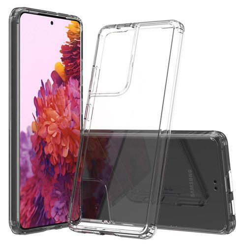 Флагманский Samsung Galaxy S21 Ultra предстал в прозрачном защитном чехле