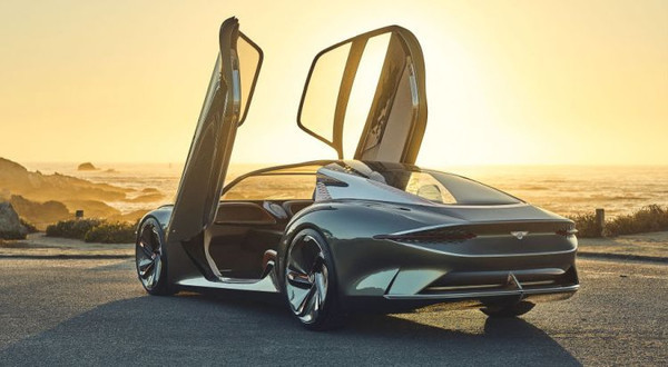 В следующее десятилетие Bentley обещает въехать исключительно на электротяге