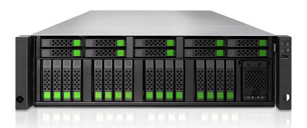 QSAN объявил о выпуске своего первого All-NVMe массива XF3126D