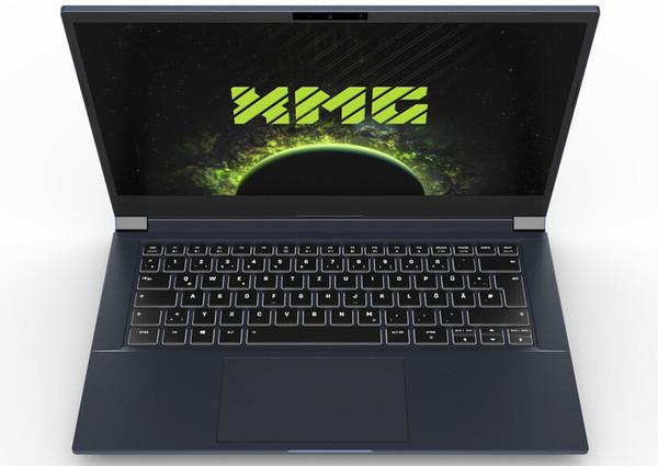 Представлен игровой ноутбук XMG Core 14 со 120-Гц дисплеем