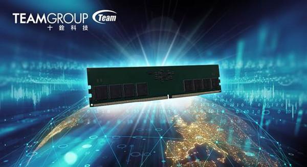 TEAMGROUP представила новое поколение памяти DDR5 Generation