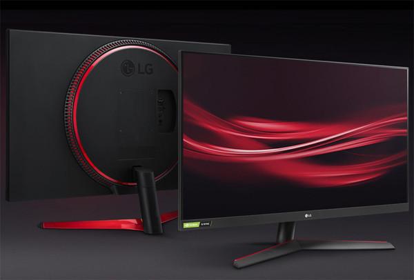 LG представила игровой монитор UltraGear 32GN600 формата QHD с частотой 165 Гц