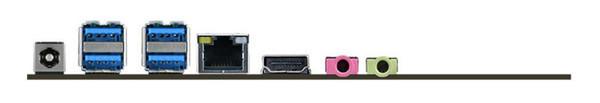 Представлена материнская плата ECS GLKD-HTI формата Half Mini-ITX