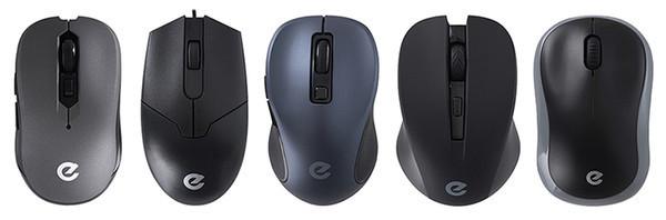Новые клавиатуры и мыши ERGO для домашнего и офисного использования