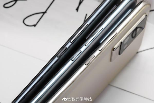 Vivo X60 должен стать самым тонким 5G-смартфоном в мире