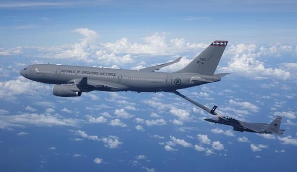 Военный А330 Airbus получил возможность автоматической дозаправки
