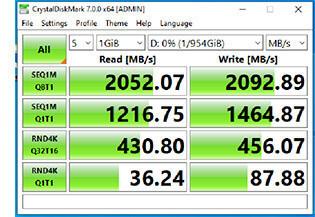 GIGABYTE представляет внешний SSD-накопитель USB 3.2 Gen2 x2 Type C
