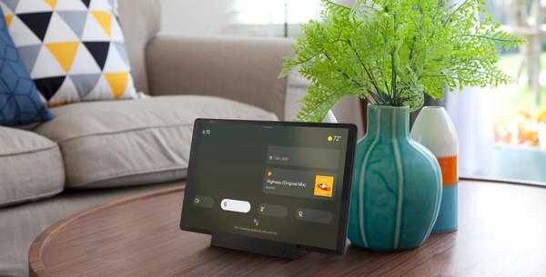 Lenovo представила планшет Tab M10 2-го поколения