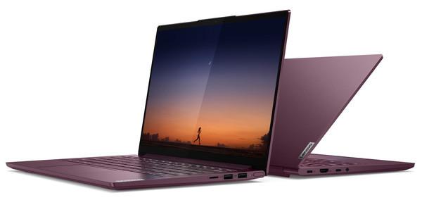 Lenovo представила новый ультратонкий ноутбук - YOGA Slim 7