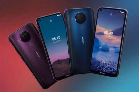 Nokia 5.4 – смартфон с новыми возможностями для фото- и видеосъёмки