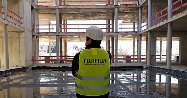 Fujifilm переезжает в новую европейскую штаб-квартиру