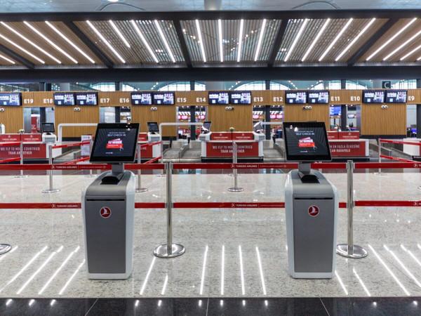 Среди современных умных аэропортов, аэропорт Стамбула лидирует