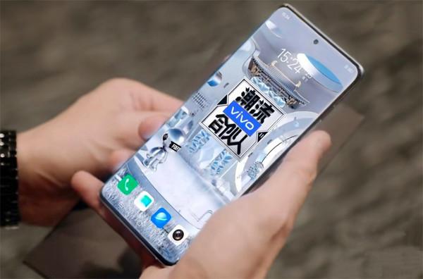 Грядущий флагманский смартфон Vivo X60 Pro показался на живых фото