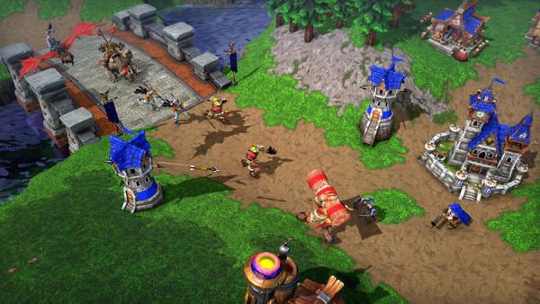 Blizzard не сдержала обещание: в Warcraft III отсутствуют важные функции