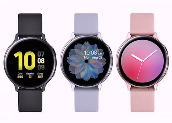 Samsung представит обновлённые Galaxy Watch Active 2 вместе с Galaxy S21