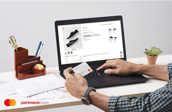 Portmone внедряет технологию токенизации Mastercard