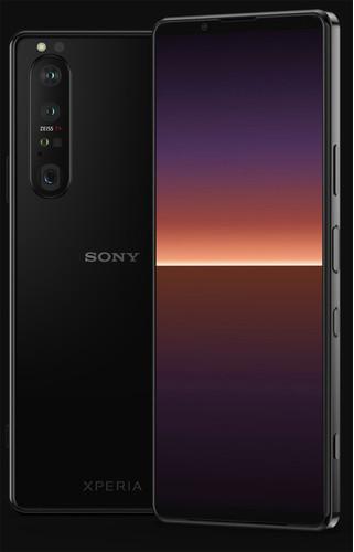 Смартфон Sony Xperia 1 III с экраном 4К на рендерах