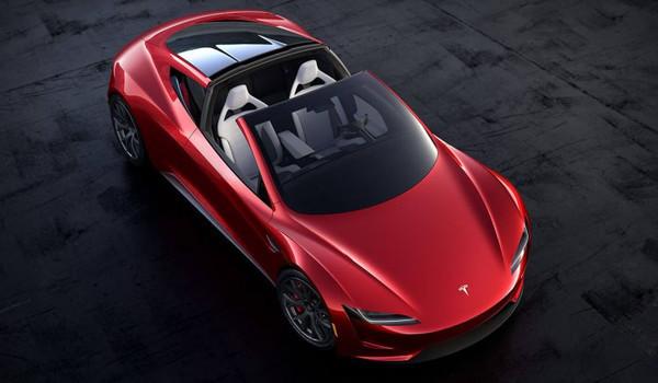 Выпуск спортивного электрокара Tesla Roadster второго поколения начнётся в 2022