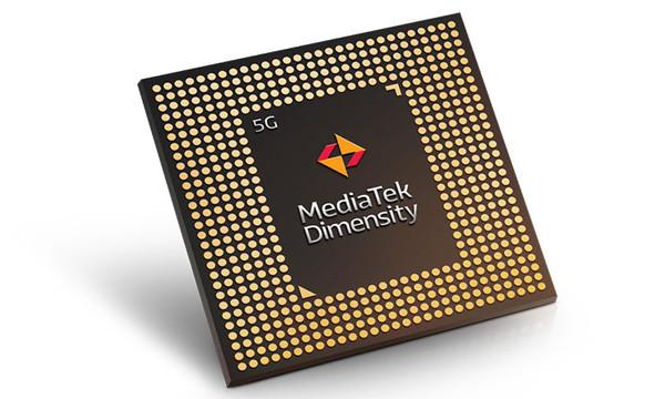 MediaTek выпустит 5G-процессор Dimensity 1100 с частотой до 2,6 ГГц