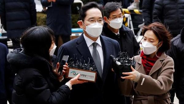 Наследник империи Samsung рискует вновь отправиться за решётку