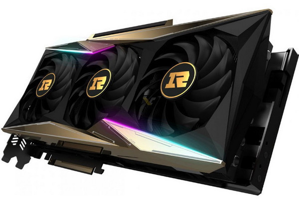 Colorful выпустила эксклюзивную GeForce RTX 3090 iGame Vulcan RNG