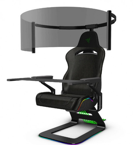 Razer показала концепт игровой кабины