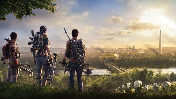 The Division 2 получит обновление для Xbox Series X и PS5 с поддержкой 4K