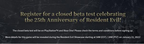 Capcom анонсировала Resident Evil Showcase
