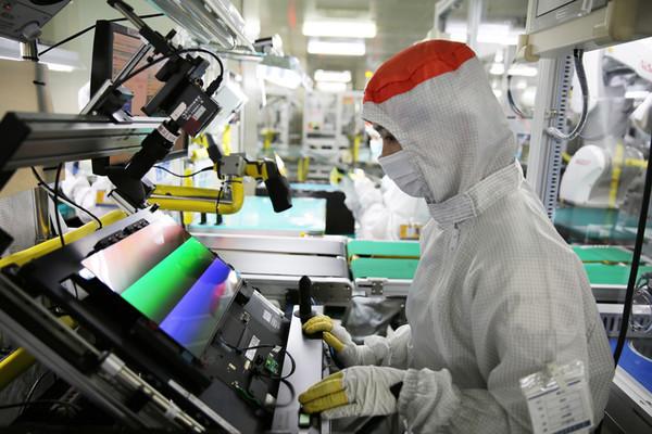 Samsung скоро начнёт выпуск первых в мире OLED-дисплеев для ноутбуков c 90Гц