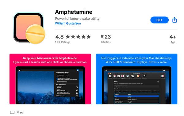 Apple хотела удалить приложение Amphetamine из App Store за его название