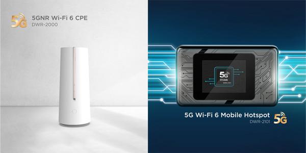 D-Link представила на CES 2021 инновационные 5G-устройства