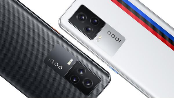 Флагманский смартфон IQOO 7 предстал на официальных изображениях