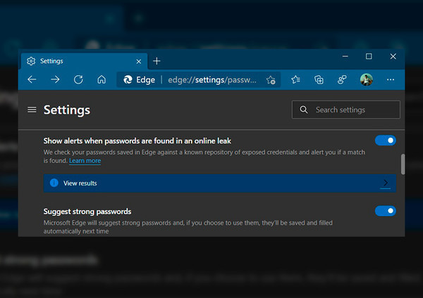 Microsoft Edge 88 предупредит об