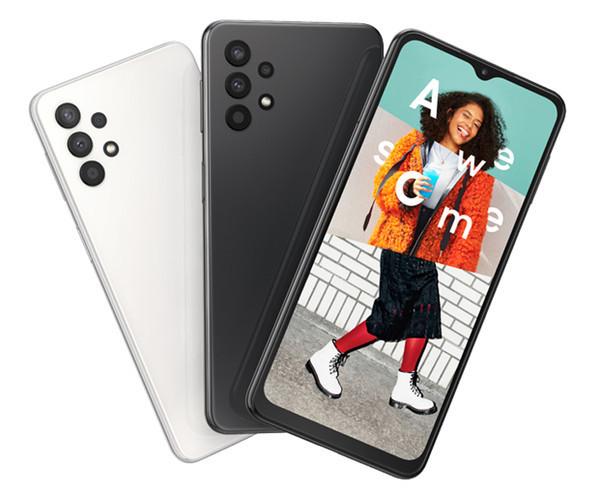 Представлен смартфон Samsung Galaxy A32 5G с квадрокамерой по цене от €280