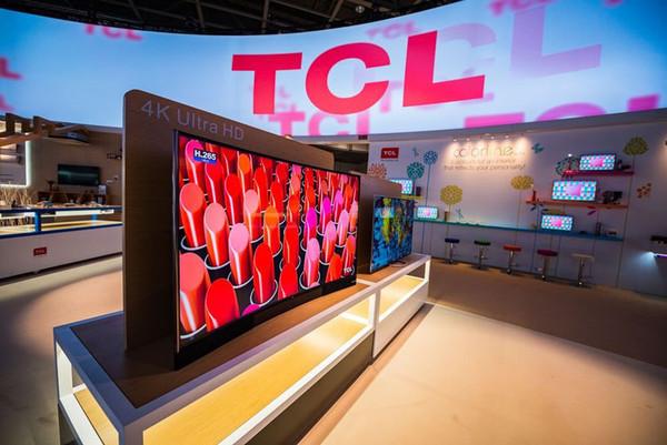 Китайская TCL освоила струйную печать OLED