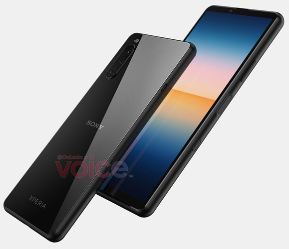 Смартфон Sony Xperia 10 III впервые позирует на качественных рендерах
