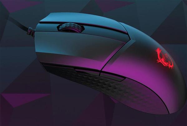 Представлена игровая мышь MSI Clutch GM41 Lightweight весом всего 65 граммов