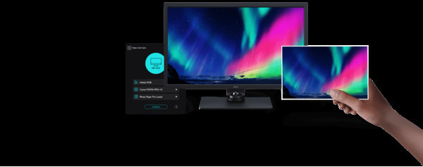 Paper Color Sync- программное обеспечение для профессиональных мониторов BenQ