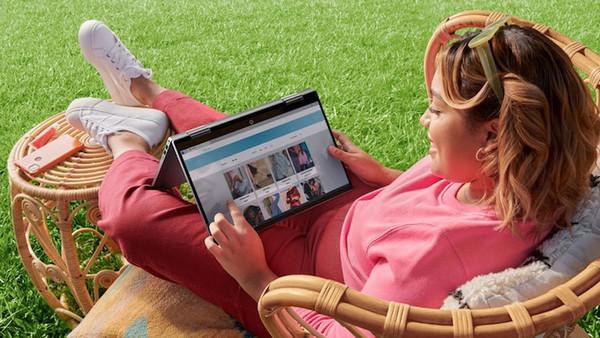 HP обновила ноутбуки Pavilion x360 — Tiger Lake и корпуса из отходов