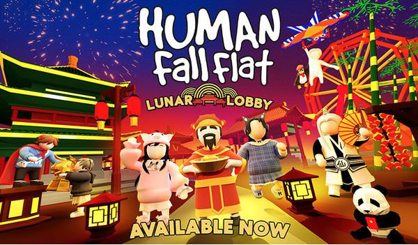 Совокупные продажи платформера Human: Fall Flat превысили 25 млн копий