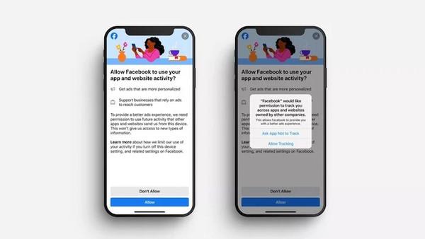 Facebook будет уговаривать пользователей разрешить сбор данных для рекламы