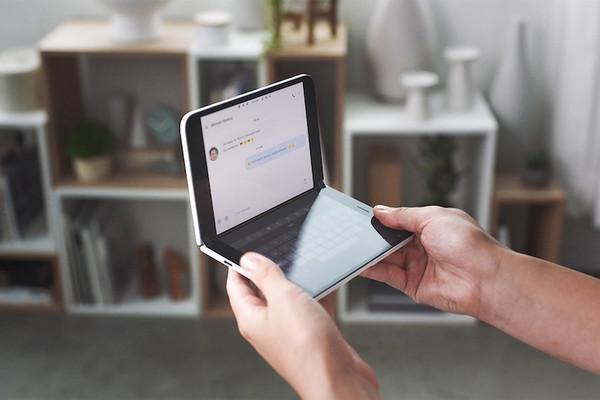Складной смартфон Surface Duo будет запущен в Европе и Канаде 18 февраля