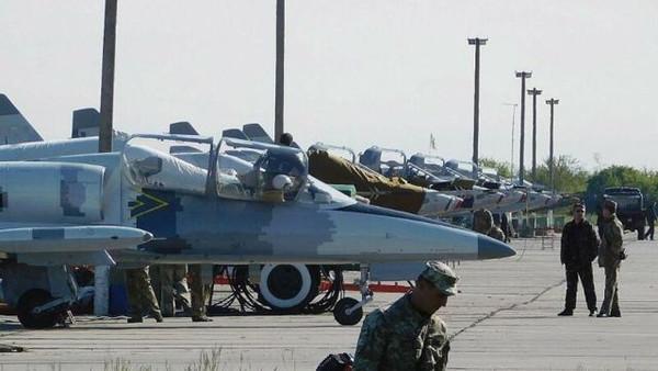 ВСУ модернизирует свои боевые самолеты