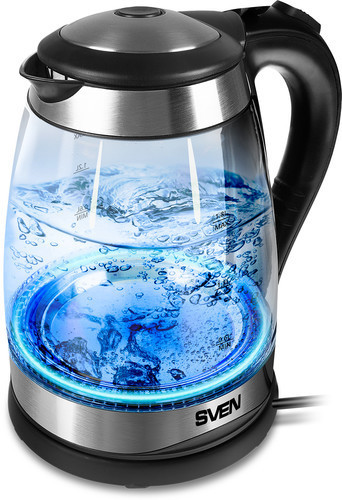 Прозрачный электрический чайник SVEN KT-G1813
