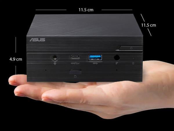Скоро выйдут настольные мини-ПК ASUS PN41 с 10-нм процессорами Intel Jasper Lake