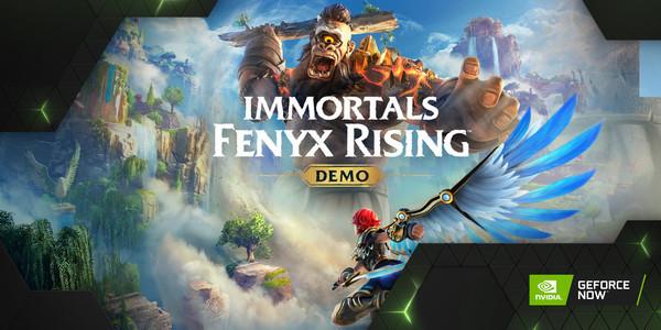 GeForce NOW - новые игры в начале каждого месяца