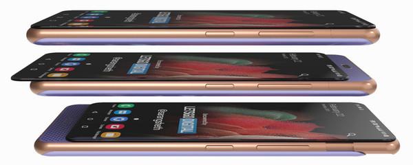 Samsung запатентовала смартфон в виде двойного слайдера со скрытыми камерами