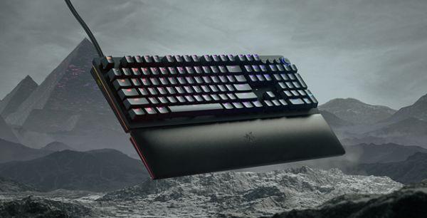 Новая игровая клавиатура Razer Huntsman V2 Analog